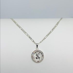 Sterling Silver 925 Necklace & Pendant